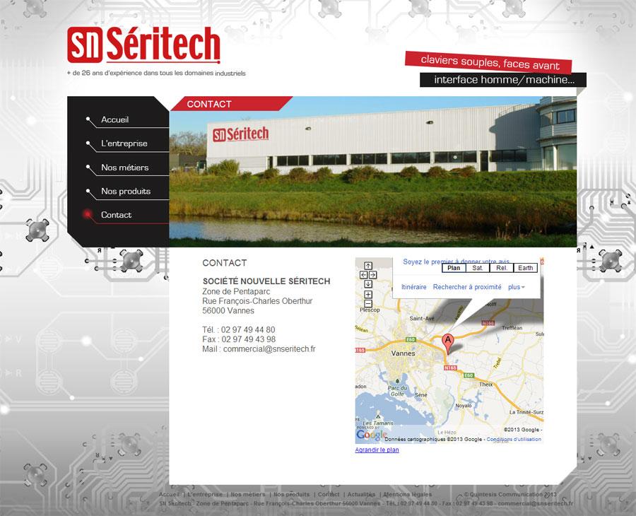 03 - Contact Sn Séritech