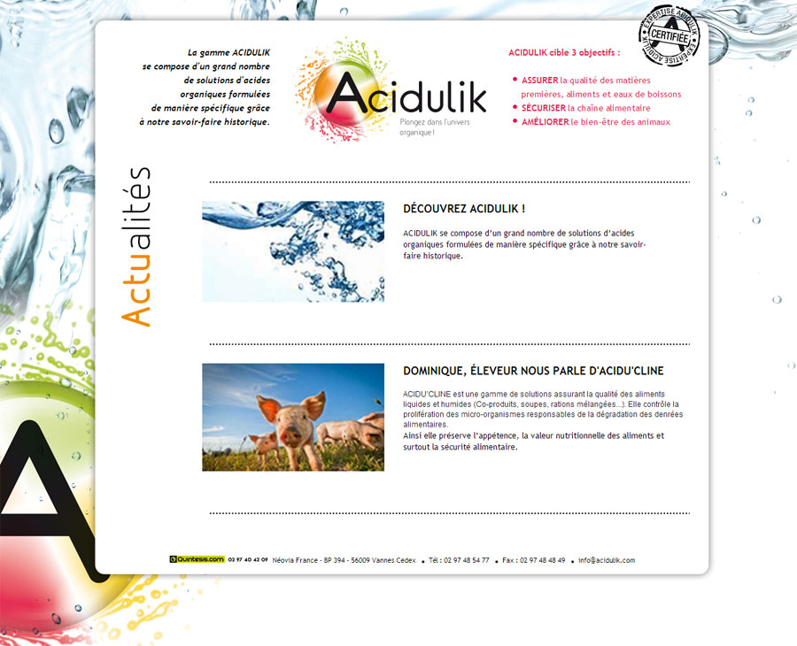 02 - Actualité Acidulik