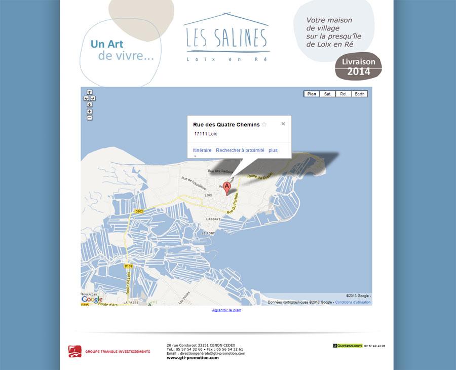 02 - Contact Les Salines