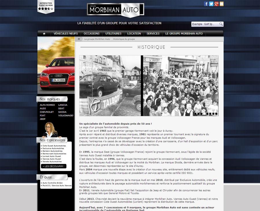 08 - Historique Morbihan Auto