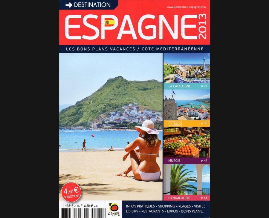 04 - Le magazine Destination Espagne