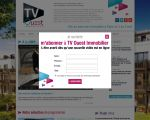 01 - Accueil TV Ouest IMMOBILIER