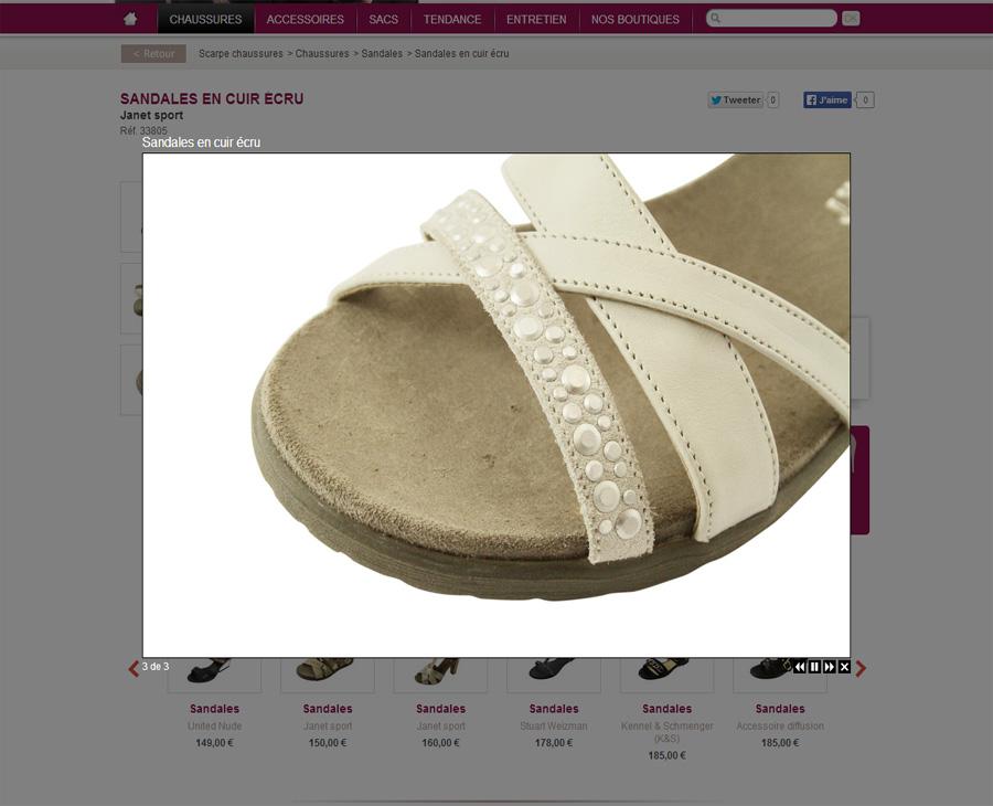 06 - Diaporama SCARPE Chaussures