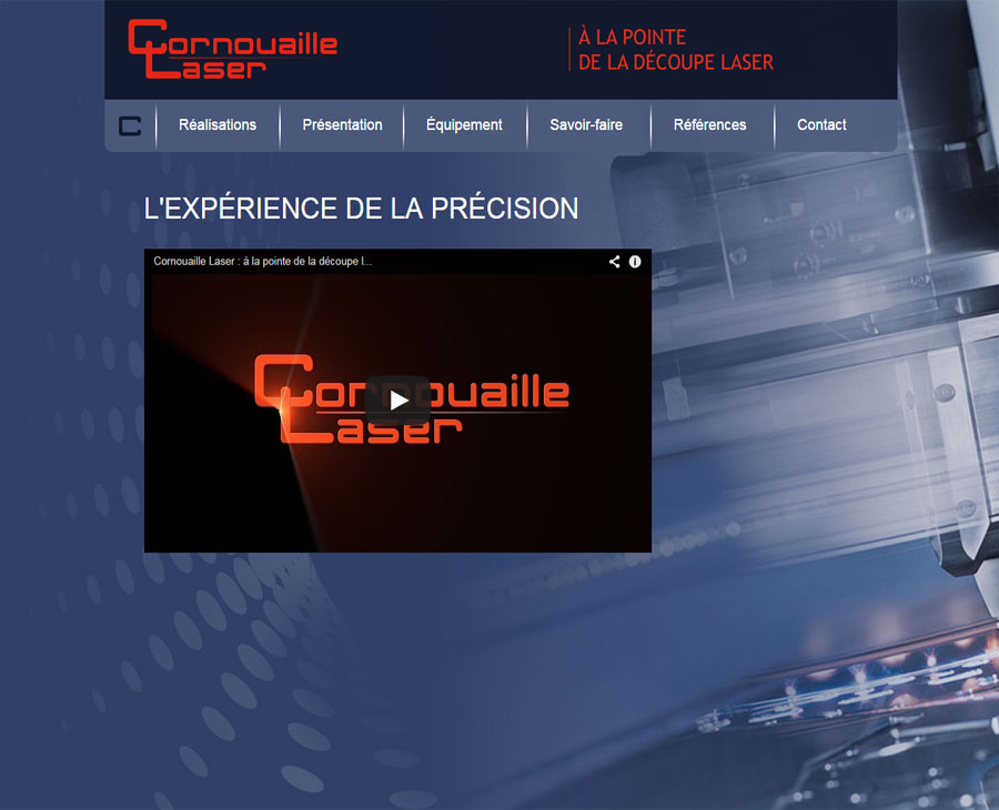 01 - Accueil Cornouaille Laser