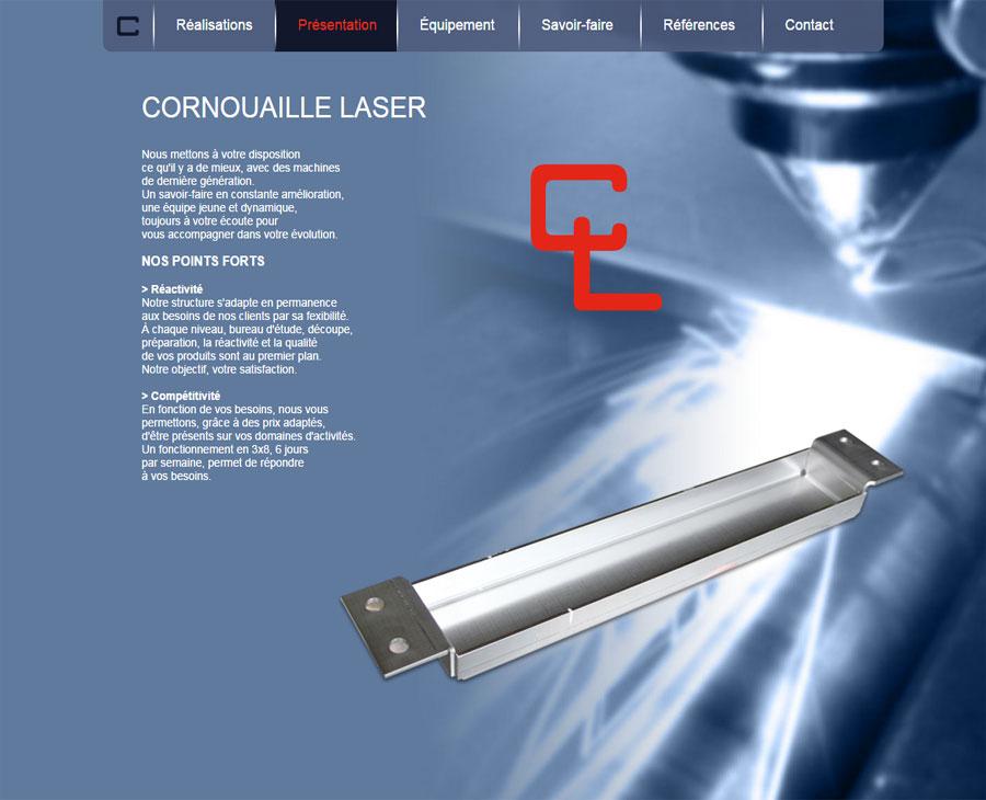 04 - Présentation Cornouaille Laser
