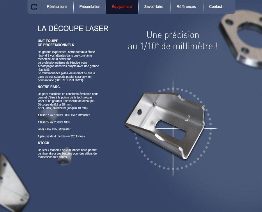 05 - Equipement Cornouaille Laser