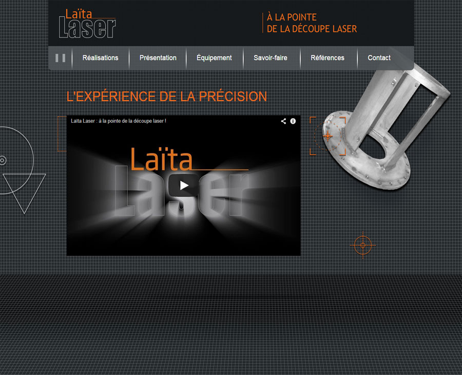 01 - Accueil Laïta Laser
