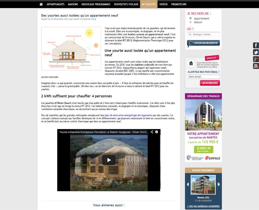 06 - Actualités Détail Ouest Immobilier Neuf