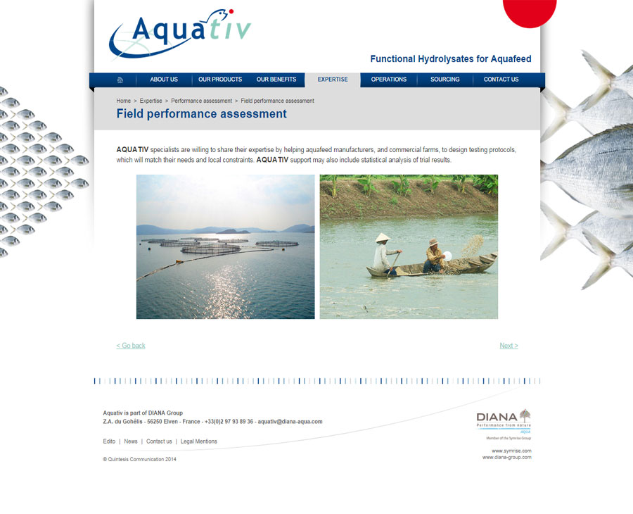 03 - Détail Aquativ Diana