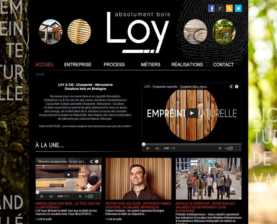 01 - Accueil Loy